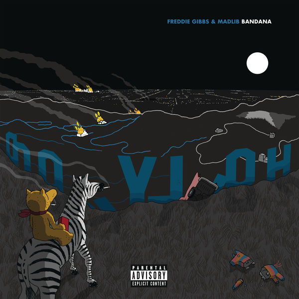 Freddie Gibbs & Madlib – Bandana (2019) [Album ZIP]
