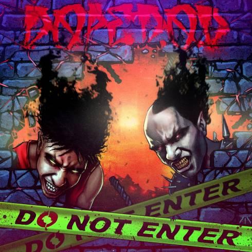 Dope D.O.D. – Do Not Enter (320 kbps)