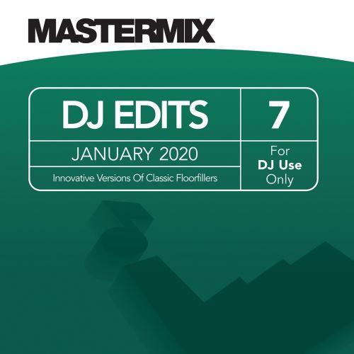 Mastermix DJ Edits Vol. 7 (January 2020)