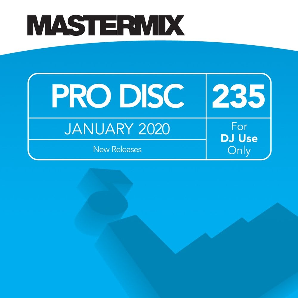 Mastermix Pro Disc Vol. 235 (January 2020)