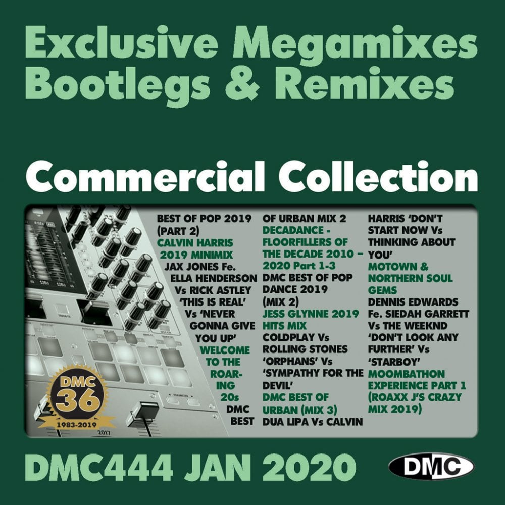 DMC Commercial Collection Vol. 444 (January 2020)