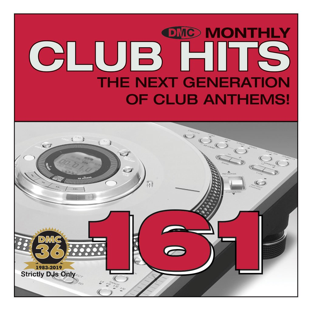 DMC Club Hits Vol. 161