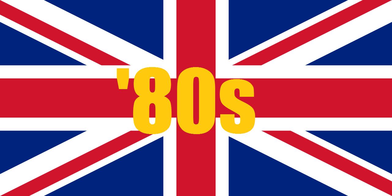 The British 80s Album (2020)