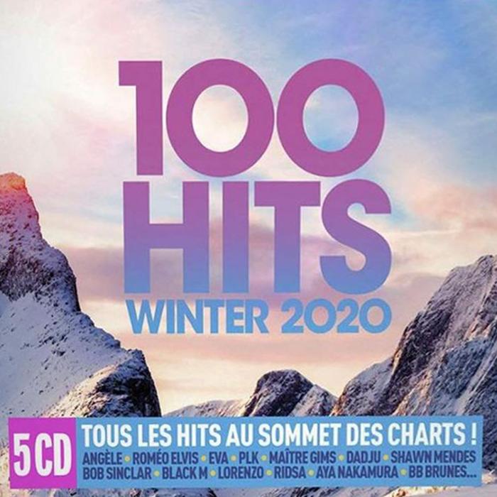 100 Hits Winter (2020) CD 5