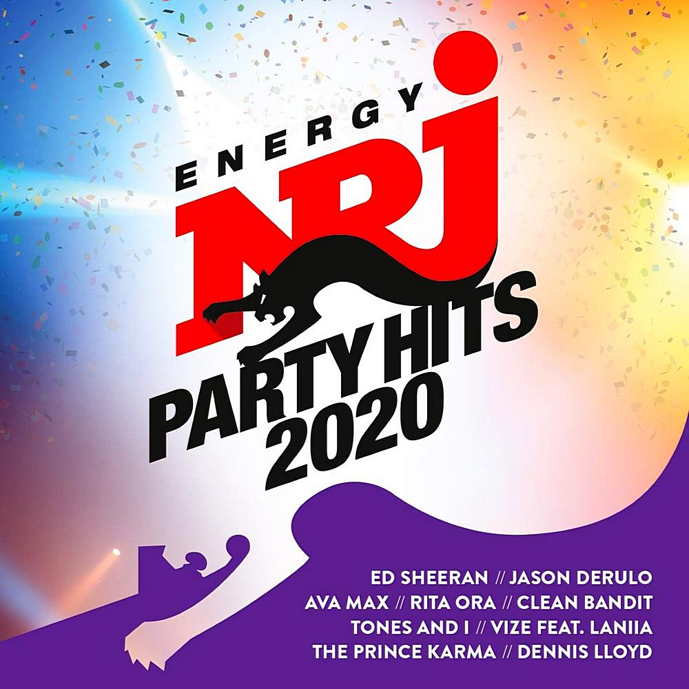 Energy Party Hits (2020) CD2