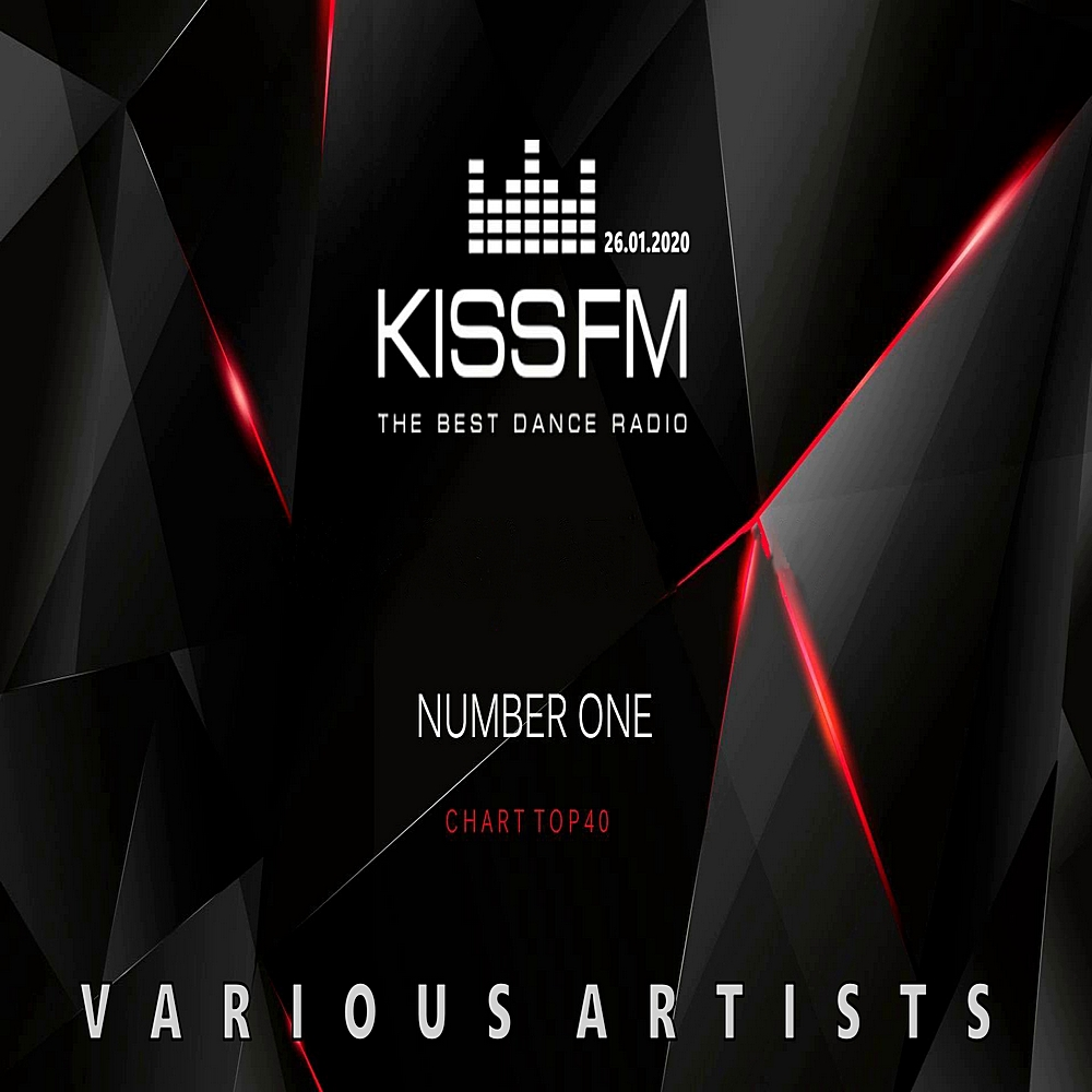 Kiss FM Top 40 26.01 (2020)