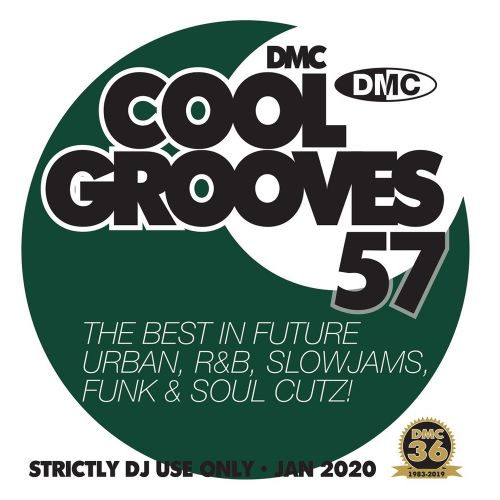 DMC Cool Grooves Vol. 57