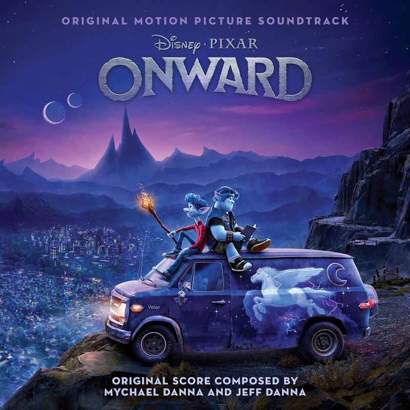 Onward (Original Motion Picture Soundtrack 2020)
