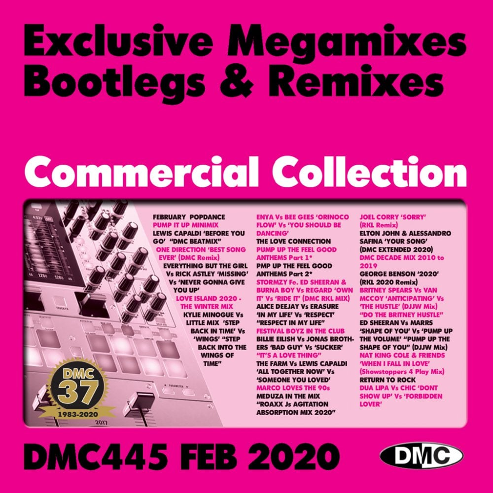 DMC Commercial Collection Vol. 445 (February 2020)