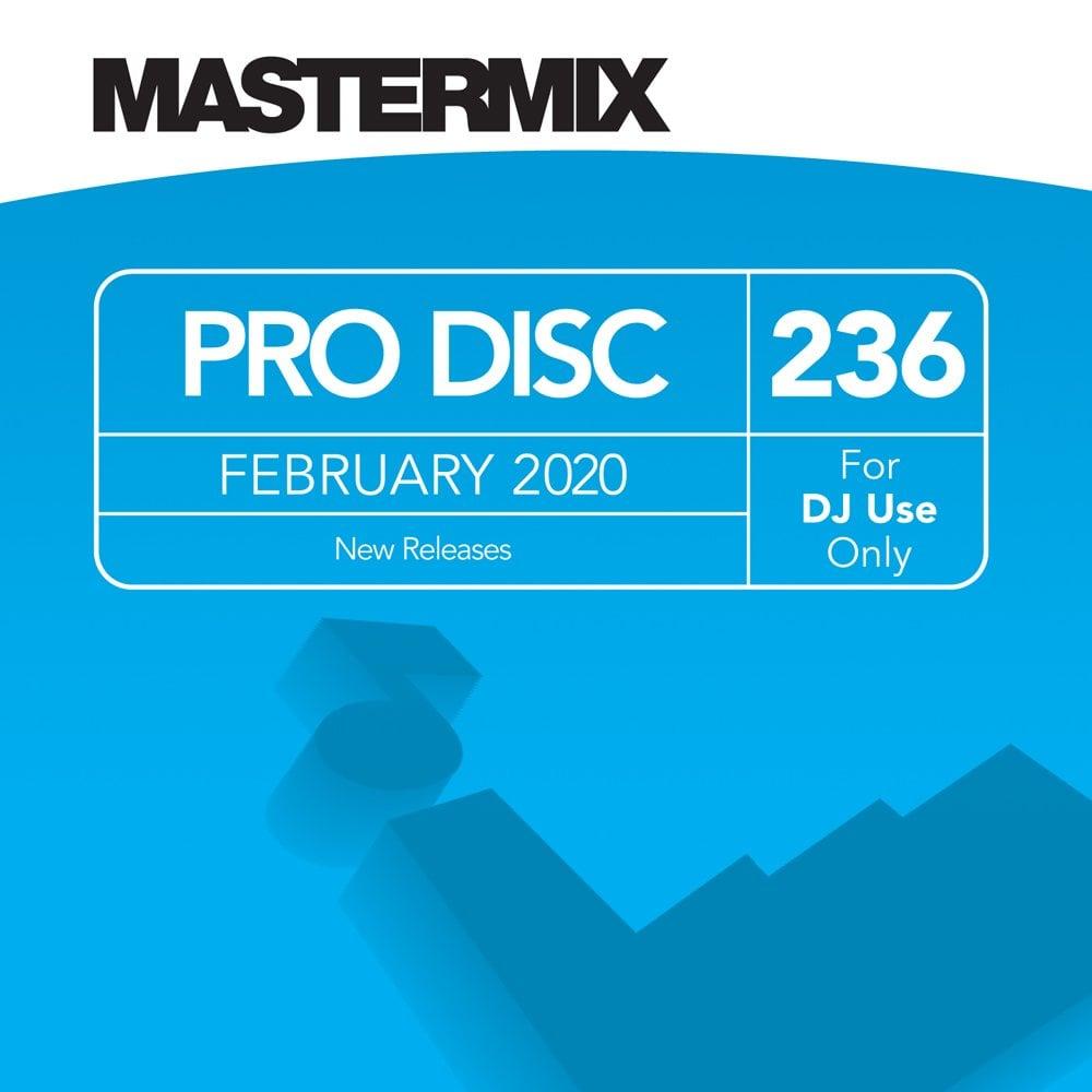 Mastermix Pro Disc Vol. 236 (February 2020)