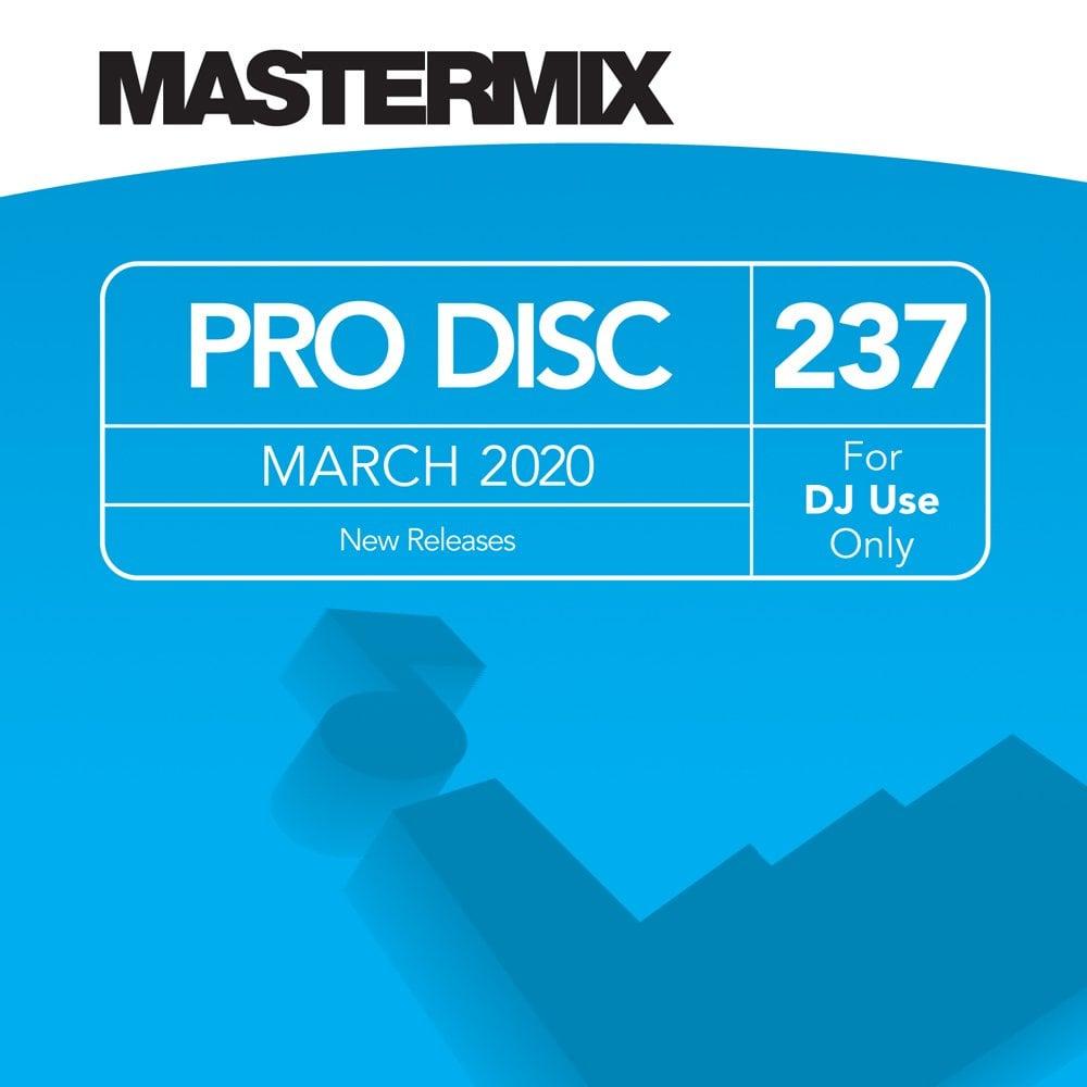 Mastermix Pro Disc Vol. 237 (March 2020)