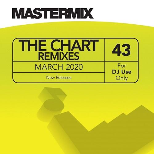 Mastermix Chart Remixes Vol. 43 (March 2020)