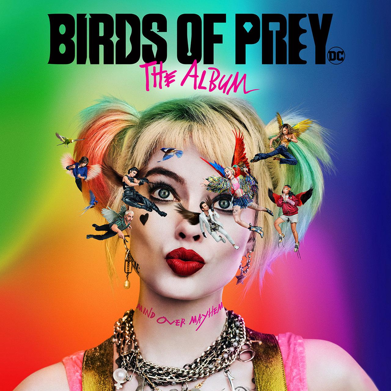Birds Of Prey The Album (2020)