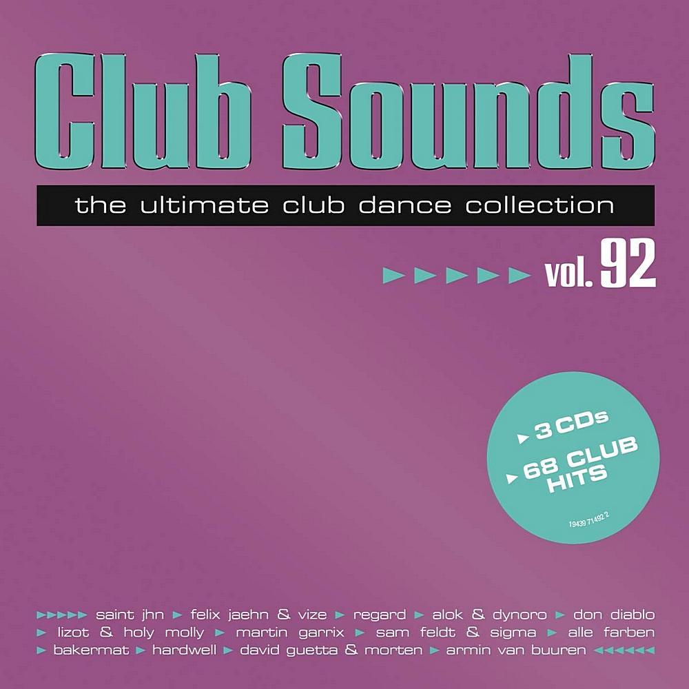 Club Sounds Vol.92 (2020) CD3
