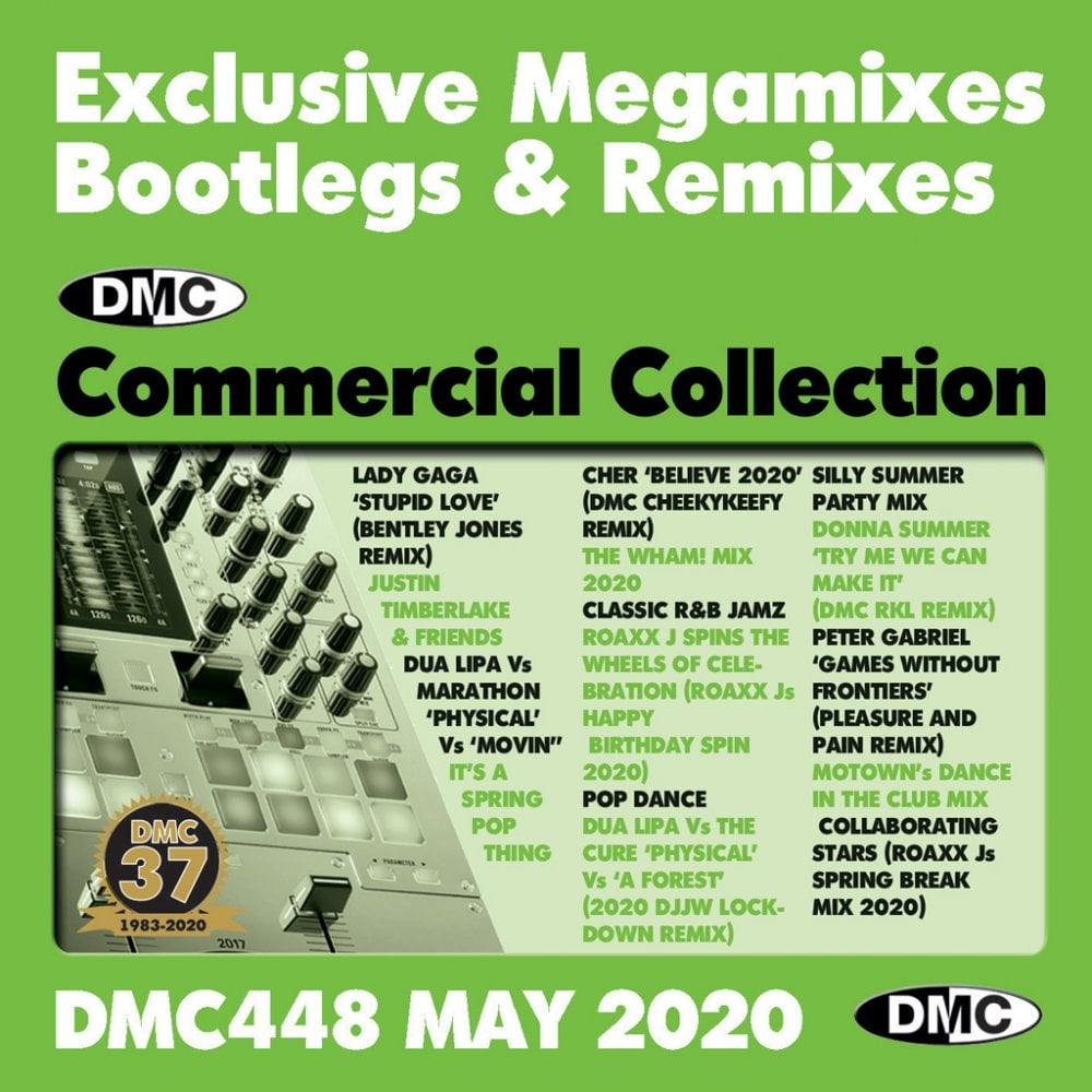 DMC Commercial Collection Vol. 448 (May 2020)