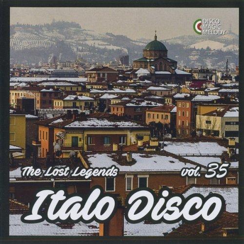 Italo Disco The Lost Legends Vol 35 (2020)
