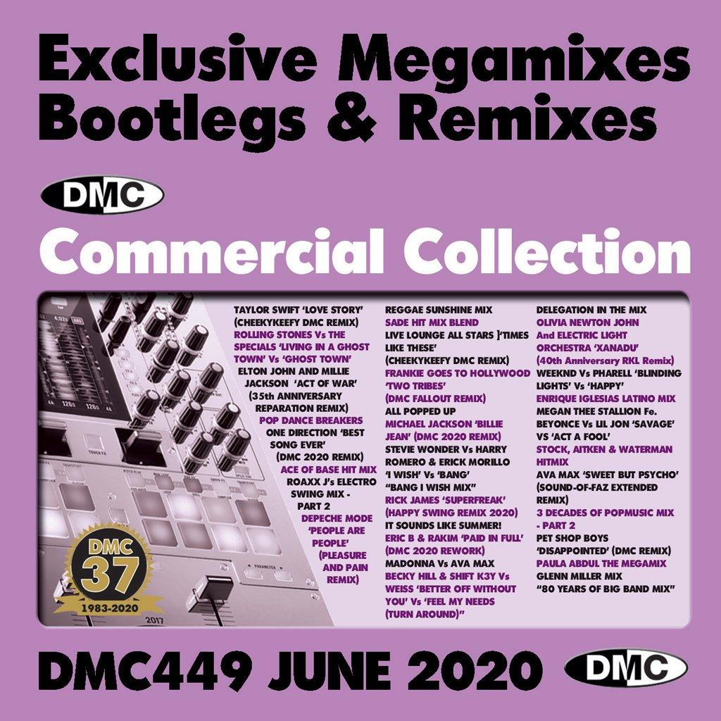 DMC Commercial Collection Vol. 449 (June 2020)