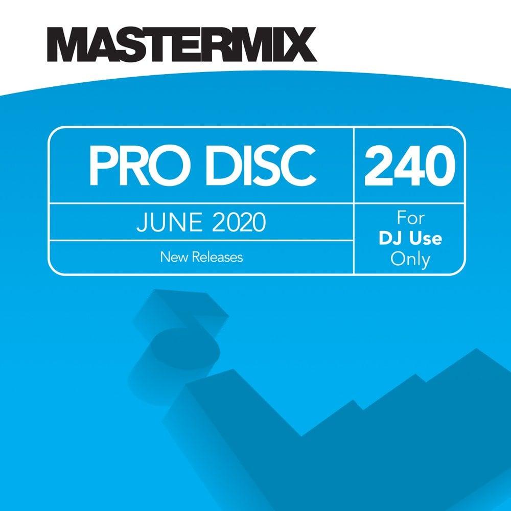 Mastermix Pro Disc Vol. 240 (June 2020)