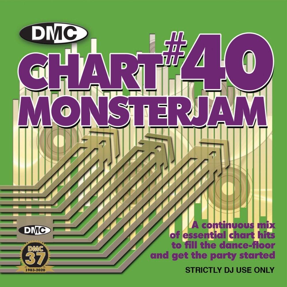 DMC Chart Monsterjam Vol. 40 (May 2020)