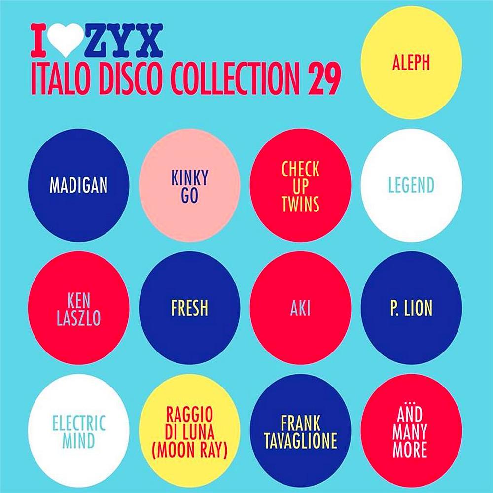 ZYX Italo Disco Collection 29 (2020)