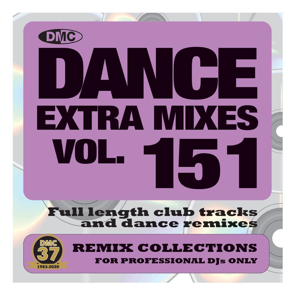 DMC Dance Extra Mixes Vol. 151