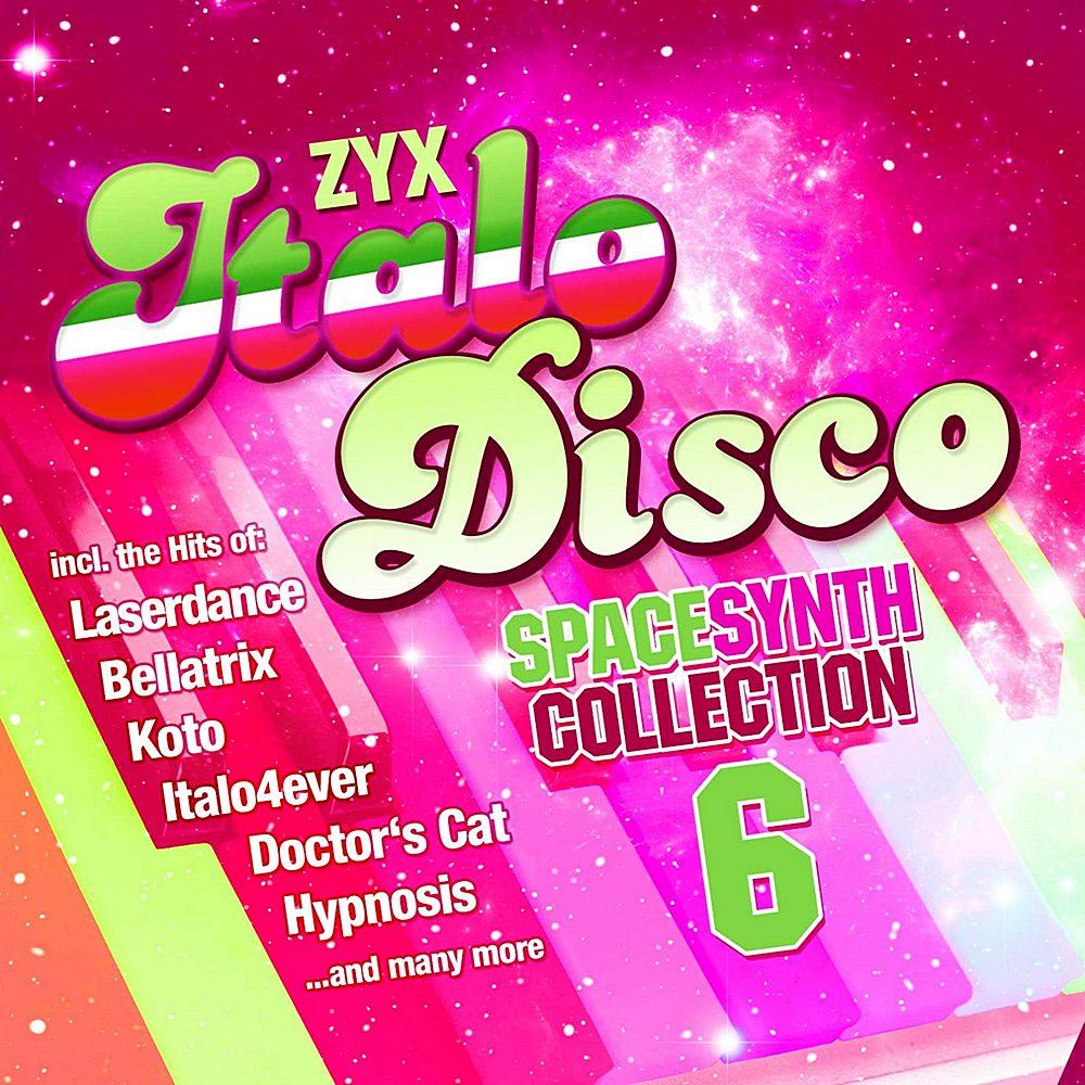 ZYX Italo Disco Spacesynth Collection 6 (2020)